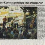 ARPAD 2014 Schlossgarten Erlangen